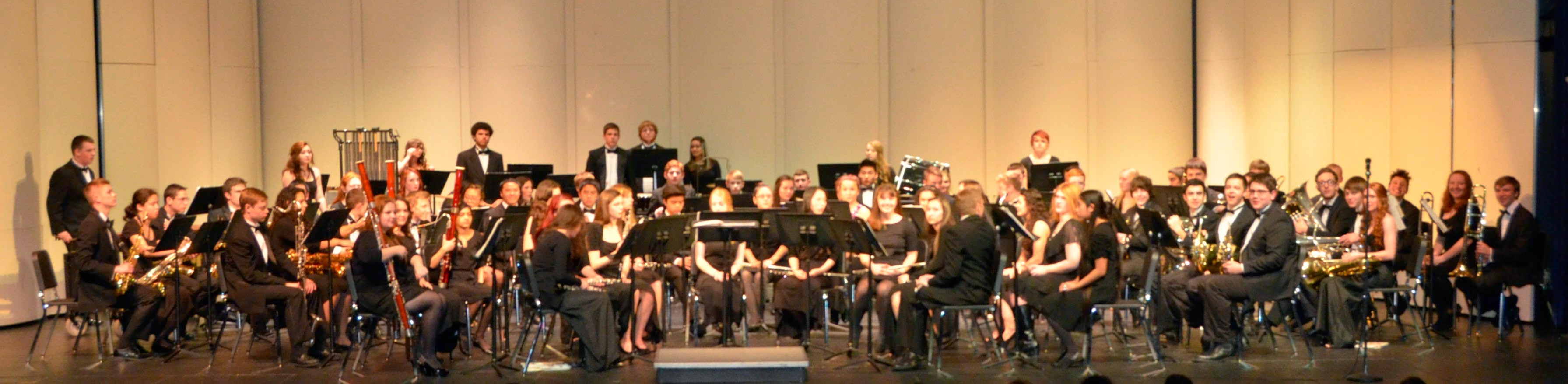Symphonic Band Spring 2014 Concert